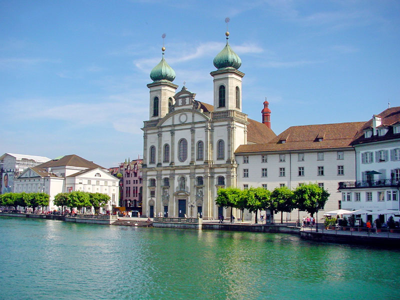 Top 5 điểm đến du lịch Thụy Sĩ đẹp say lòng khách du lịch