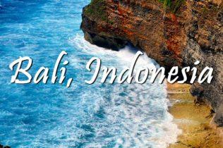 BALI –  INDONESIA- HÒN ĐẢO THIÊN ĐƯỜNG GIÀNH CHO KHÁCH DU LỊCH