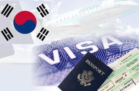 Thủ tục xin Visa Hàn Quốc nhiều lần