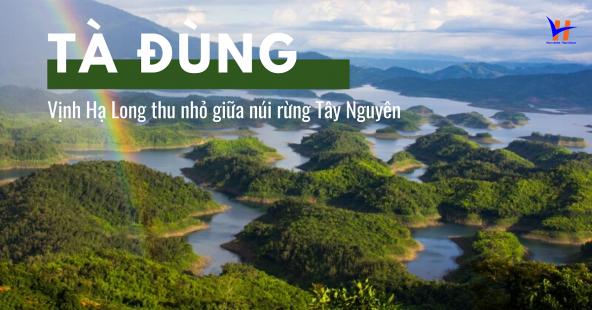 Tà Đùng: Vịnh Hạ Long thu nhỏ giữa núi rừng Tây Nguyên