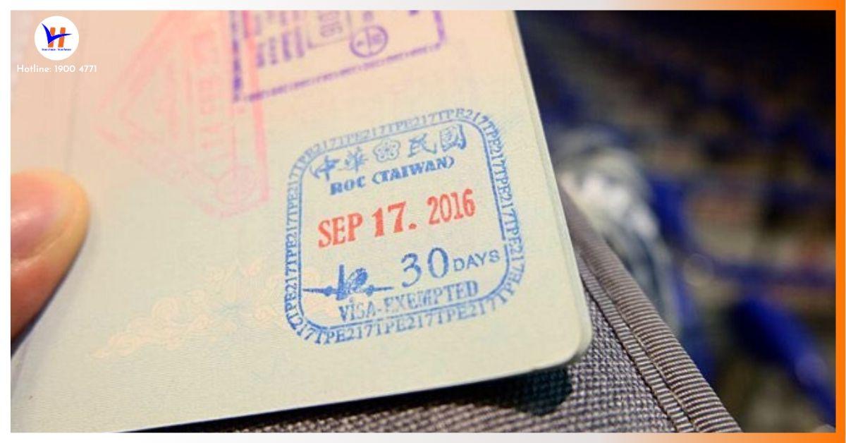 Visa Đài Loan có thời hạn bao lâu & Gia hạn như thế nào ?!
