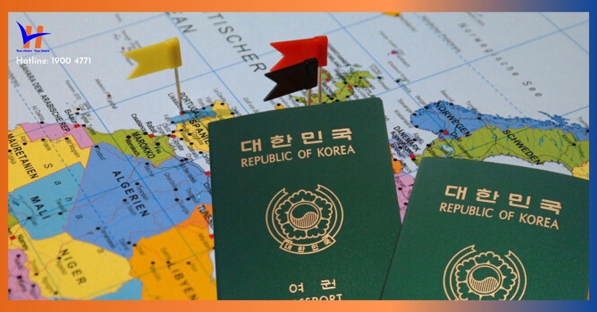 Phân nhóm các loại visa Hàn Quốc phổ biến hiện nay