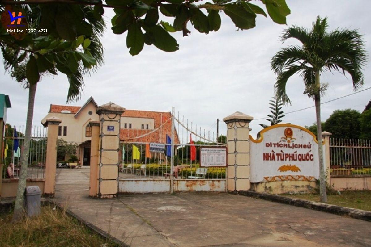 Nhà tù Phú Quốc, Kiên Giang