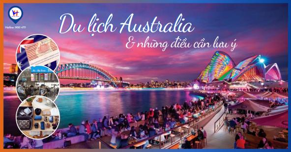 Kinh nghiệm du lịch Úc chỉ ra những điều cần lưu ý