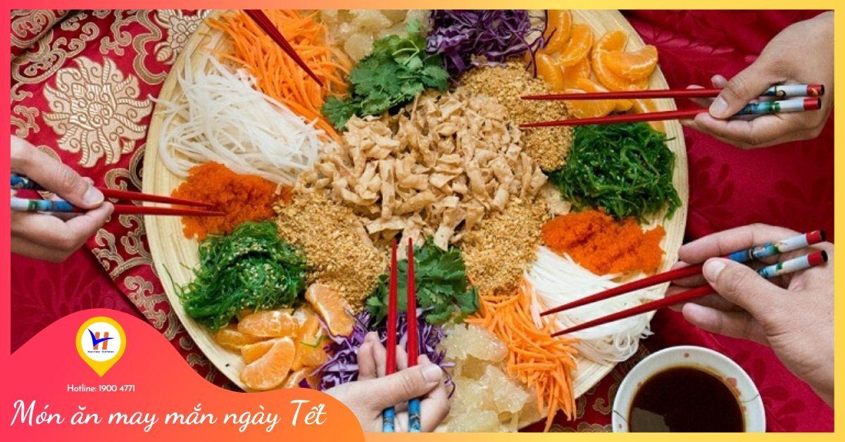 Món ăn ngày tết mang ý nghĩa may mắn của các nước châu Á