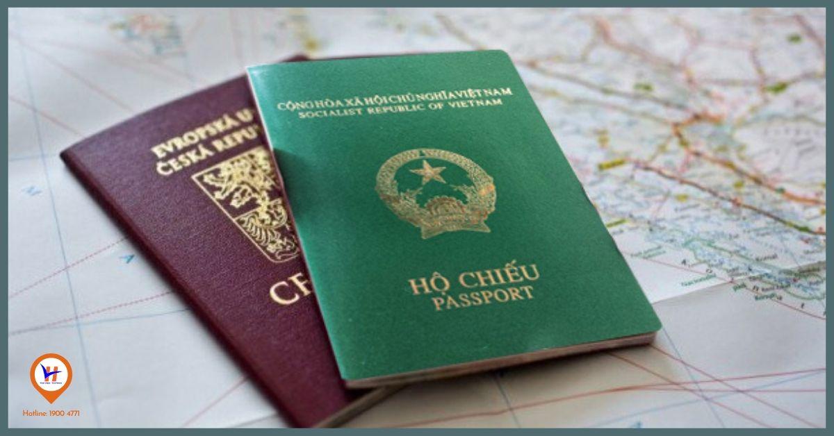 3 loại passport phổ biến là gì?