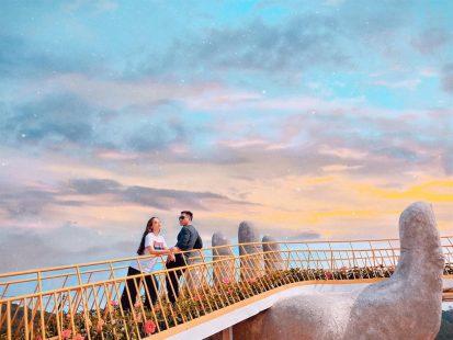 Cầu Vàng thu nhỏ và nhiều góc sống ảo mới ở Đà Lạt năm 2020