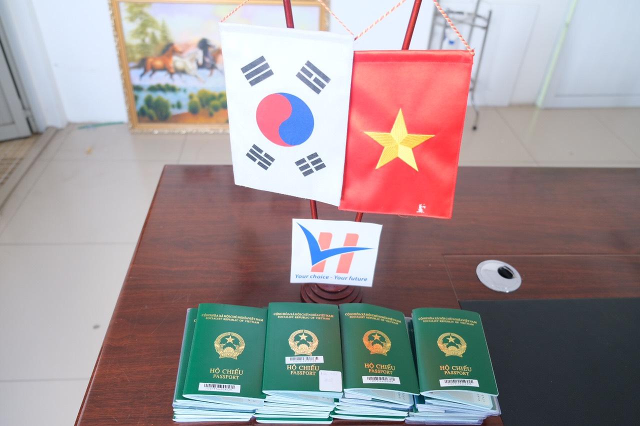 Các loại visa Hàn Quốc – thời hạn và quyền lợi