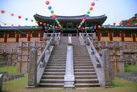 Thăm quan 3 ngôi chùa Hàn Quốc nổi tiếng
