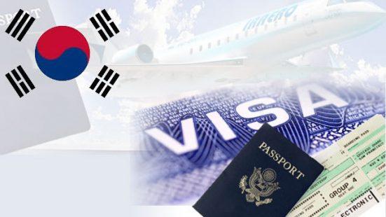 Hướng dẫn chi tiết xin visa kết hôn Hàn Quốc