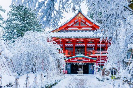 10 cảnh đẹp Nhật Bản không thể bỏ qua