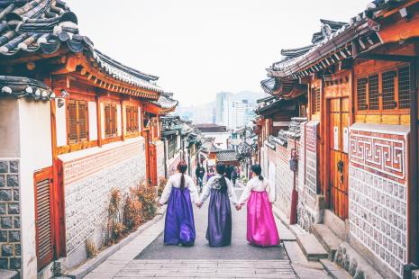 Xin visa du lịch Hàn Quốc cho sinh viên dễ dàng nhất