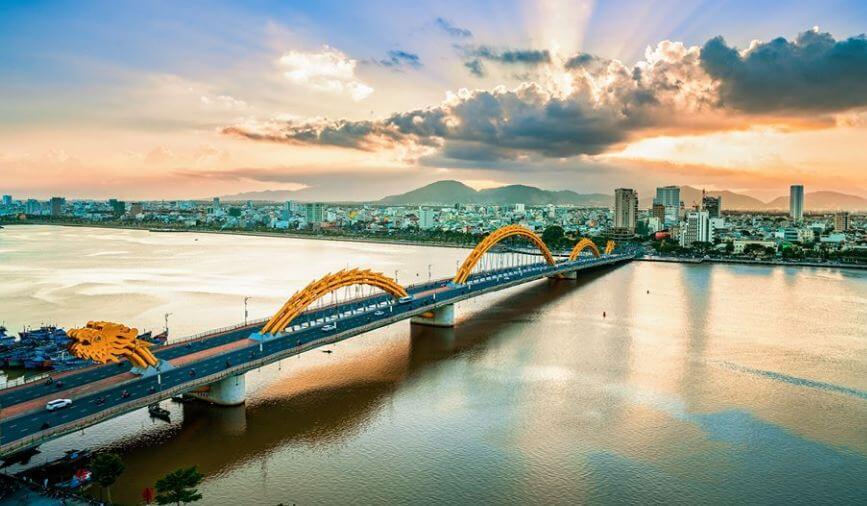 Thành phố của những cây cầu – Đà Nẵng
