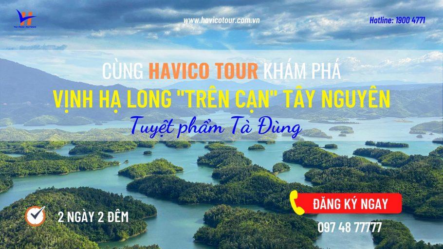 du lịch Tà Đùng đắk nông