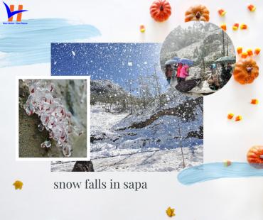 Thời Điểm Tuyết Rơi Sapa