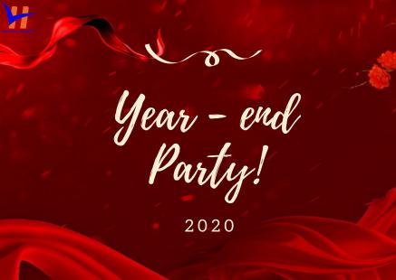 Year End Party – Tiệc cuối năm dành cho doanh nghiệp, công ty